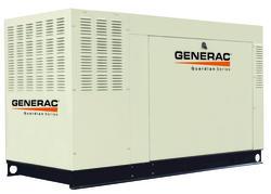 Generac® 45,000 Watt (LP) / 45,000 Watt (NG) Standby Generator