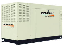 Generac® 60,000 Watt (LP) Standby Generator