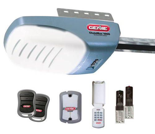 Genie Chainmax 1000 3 4 Hpc Chain Drive Garage Door Opener