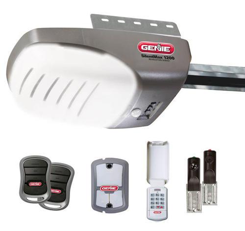 Genie Silentmax 1200 3 4 Hpc Belt Drive Garage Door Opener