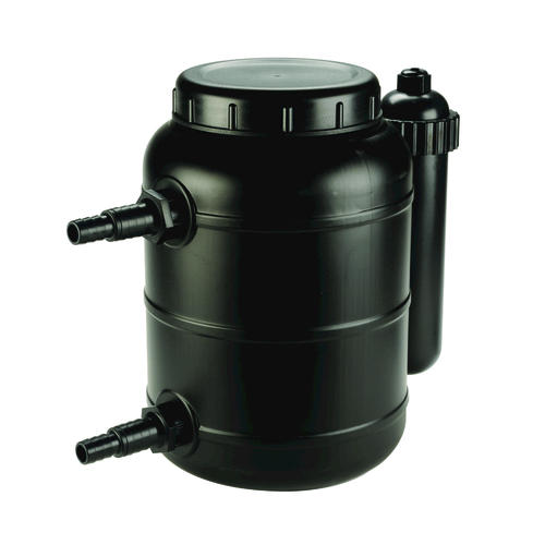 Pressurized Pond Filter With Uv Clarifier Up To 1200 Gallons At Menards