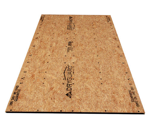 Georgia pacific dryguard 3 4 23 32 x 4 39 x 8 39 tongue for T g osb