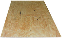 """1"""" (31/32) x 4' x 8' Plywood Sheathing"""
