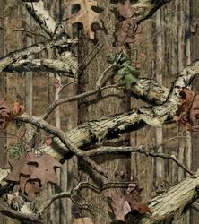 "Georgia-Pacific® 7/16"" x 4' x 8' Mossy Oak® Camouflage OSB"