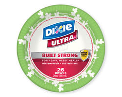Dixie Ultra® 20 oz. Bowls - 26 Count