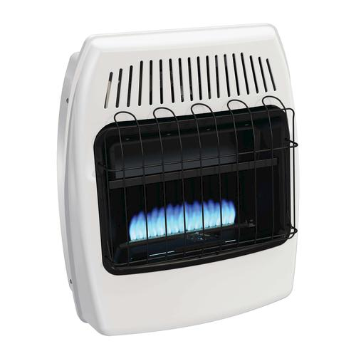 Dyna Glo 20 000 Btu Blue Flame Vent Free Wall Heater At