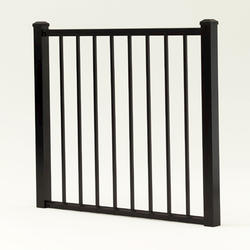 "Gilpin Inc. Midway 33"" x 4' x 4"" Gate"