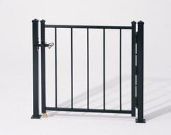 "Gilpin Inc. Embassy 42"" x 3' x 4"" Gate"