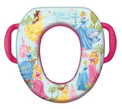 Kids' Soft Toilet Seat - Assorted Style