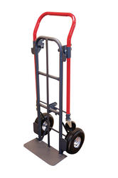 800 lb Load Capacity Quick-Latch Convertible Hand Truck