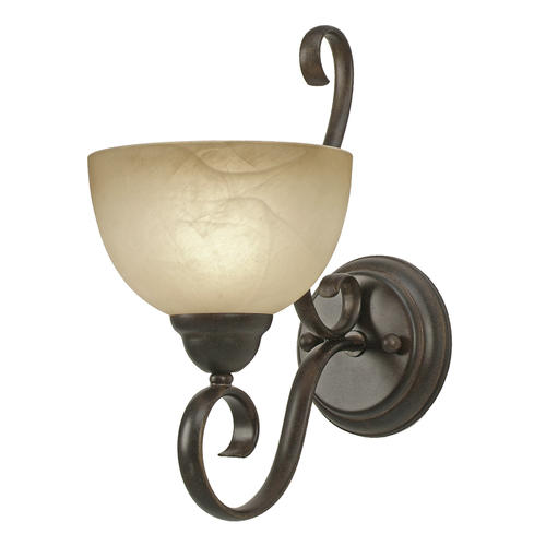Menards Indoor Wall Sconces : Patriot Lighting Newton 7