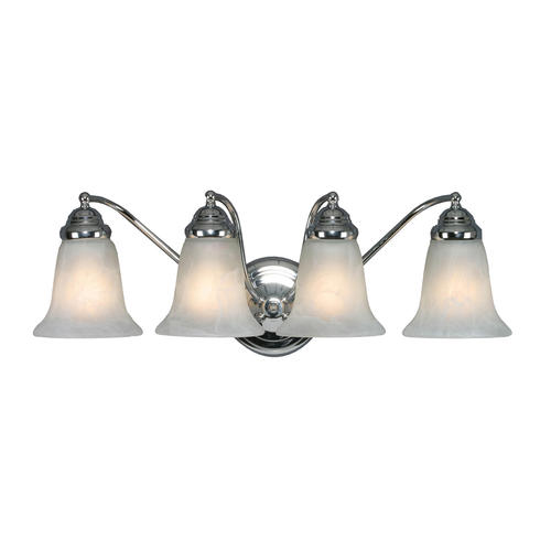patriot lighting lincoln 24 chrome 4 light vanity at menards