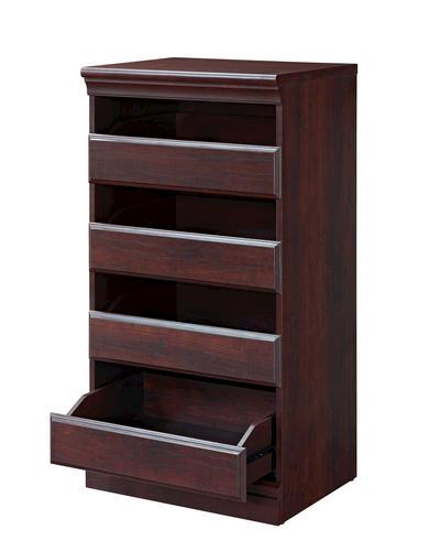 Whalen 174 4 Drawer Base Cabinet Cherry At Menards 174