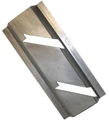 "Gordon 65"" to 72"" High Steel Stair Stringer for CD-3 Basement Door"