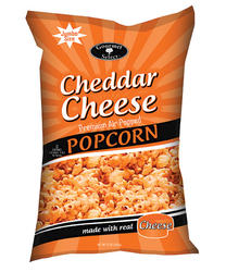 Gourmet Select Cheddar Cheese Premium Air Popped Popcorn - 12 oz.