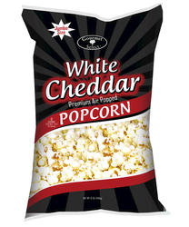 Gourmet Select White Cheddar Premium Air Popped Popcorn - 12 oz.