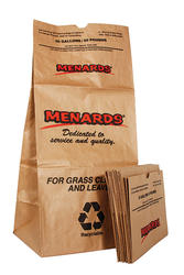 Paper Lawn and Leaf Bags - 5 Count