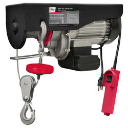 Xtreme Garage 880 lb. Electric Hoist