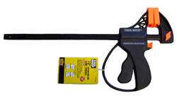"Tool Shop® 12"" Ratcheting Bar Clamp"