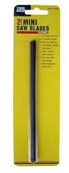 "Tool Shop® Mini Saw Blades 6"""