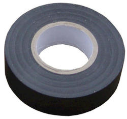 "3/4"" x 60' Black PVC Electrical Tape"