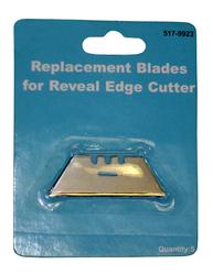 Reveal Edge Tile Cutter Replacement Blades - 5-Pack