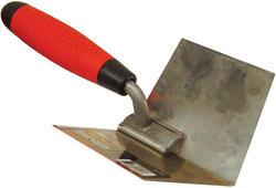 "Tool Shop® 5"" x 4"" x 4"" Inside Corner Trowel"