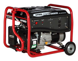 AiPower 2,500 Peak/2,000 Running Watts Portable Generator with Wheel Kit