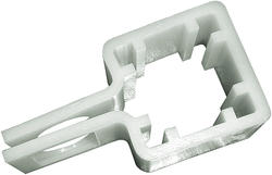 "Nylon Boom Clamp for 1"" Square Tube"