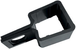 "Polypropylene Boom Clamp for 1-1/4"" Square Tube"