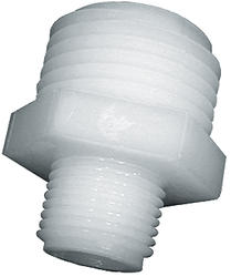 "3/4"" M GHT x 3/8"" MPT Nylon Garden Hose Adapter"