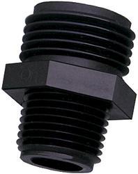 """3/4"""" MGHT x 1/2"""" MPT Polypropylene Garden Hose Adapter"""