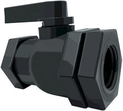"3/4"" FPT w/Buna O-Ring Quick Shut-Off Valve"