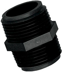 "3/4"" MPT x 3/4"" MPT Polypropylene Pipe Fitting - Nipple"