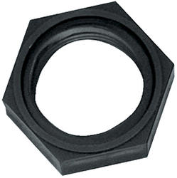 Polypropylene Nozzle Fitting - Hex Nut