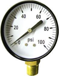 Standard Pressure Gauge (100 PSI)