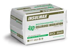 INSULMAX™ Blow-in Cellulose Insulation