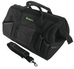 "Greenlee 18"" Heavy-Duty Multi-Pocket Bag"