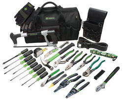Greenlee 28-Piece Electrician's Tool Kit