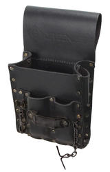 Greenlee 5-Pocket Heavy-Duty Leather Pouch