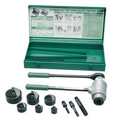 Greenlee Slug-Buster® Ratchet Punch Driver Kit