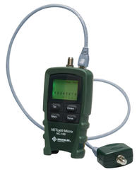 Greenlee NETcat Micro Digital VDV Wiring Tester