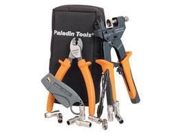 Paladin Tools SealTite Pro CATV Compression Crimp Kit