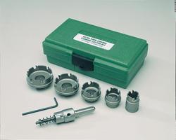 Greenlee Carbide Hole Cutter Kit