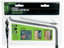 Greenlee D'versibit Flexible Drill Bit Kit