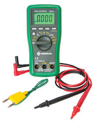 Greenlee 600-Volt AC/DC (DM-45) Digital Multimeter