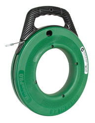 """Greenlee 1/8"""" x 100' Stainless Steel Fish Tape"""
