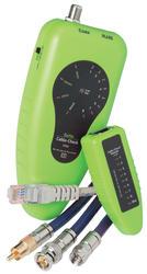 Greenlee Coax LAN Cable Tester (RJ45/RCA/BNC)
