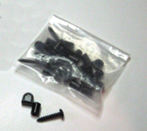 Grisham Replacement Locking Clips For Glass Or Screen Door