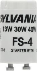 Sylvania FS-4 Fluorescent Starters (2-Pack)